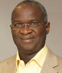 Mr. Babatunde Raji Fashola (SAN), Minister of Power, Works and Housing, writes from Abuja