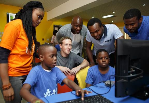 Mark Zuckerberg ...Young talents