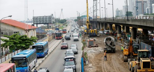 Continued investment in infrastructure vital for African transformation
