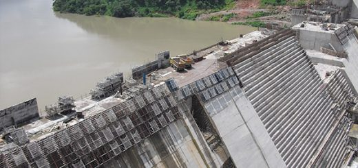 Bui Dam Hydroelectricity Project