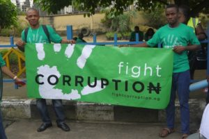 Fight corruption campaign