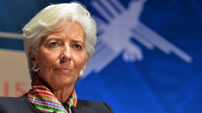Africa's next generation has big dreams that need the right environment to be realized – says IMF Chief