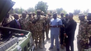 Innoson Motors, Nigerian Army ink deal for local manufacture of military vehicles