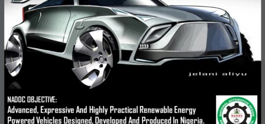 NADDC gears up for Nigeria's first renewable energy powered vehicles