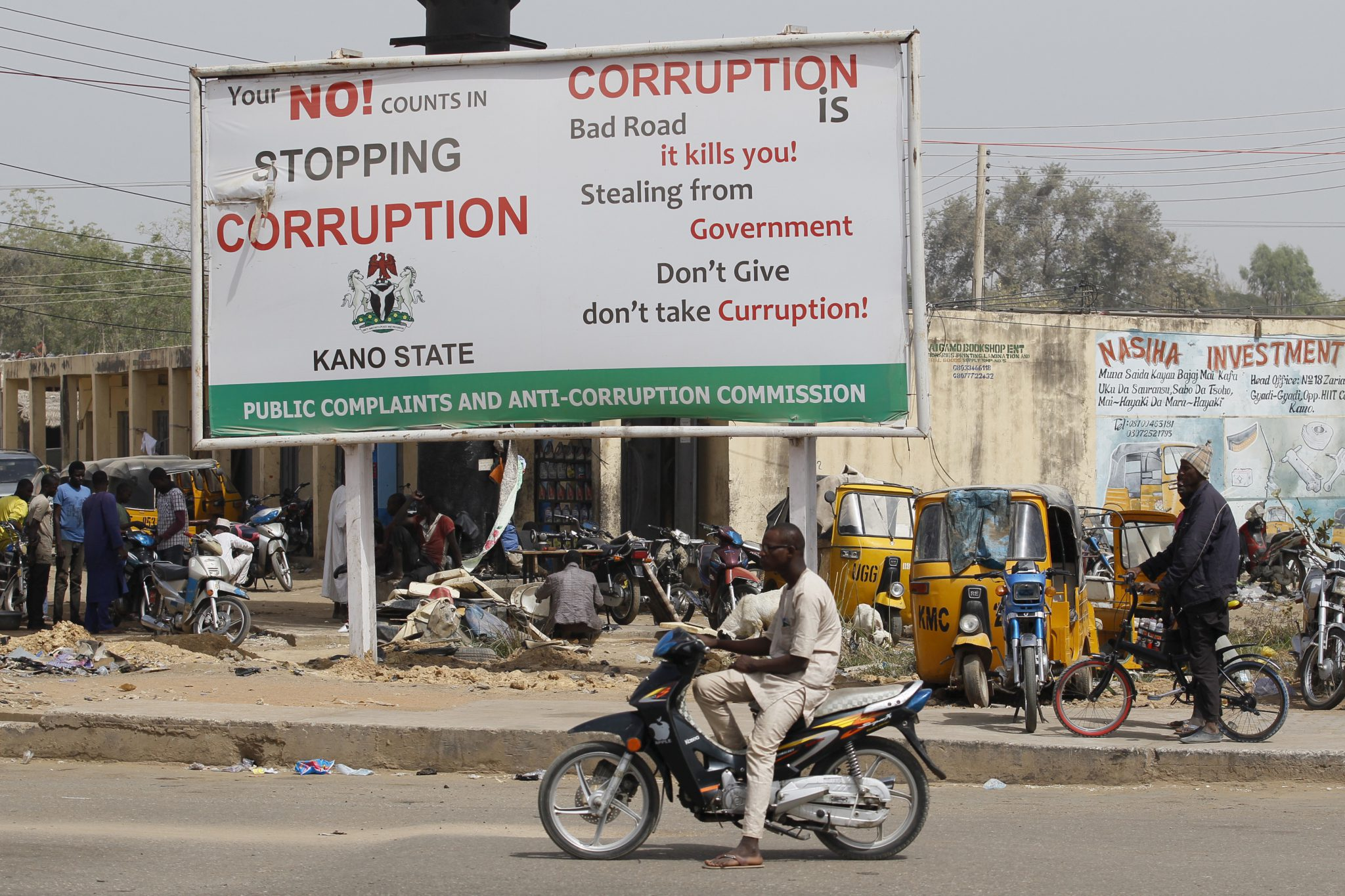 Constitutional basis of corruption and bad governance in Nigeria