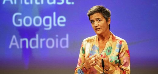Google EU antitrust Android