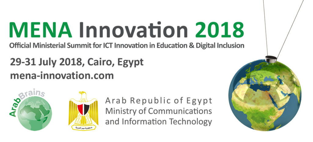 MENA Innovation Summit , Egypt