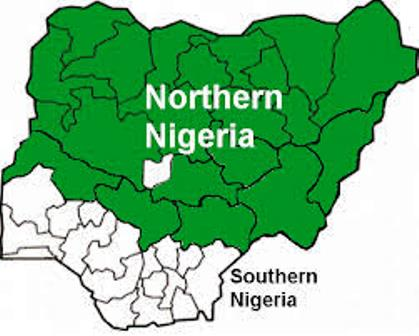 Nigeria South and North