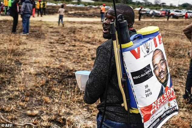 Zimbabwe opposition claims electoral victory, alleges rigging plot