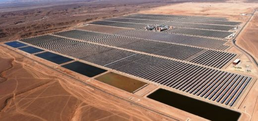 Huge desert solar initiative to make Africa a renewables power-house