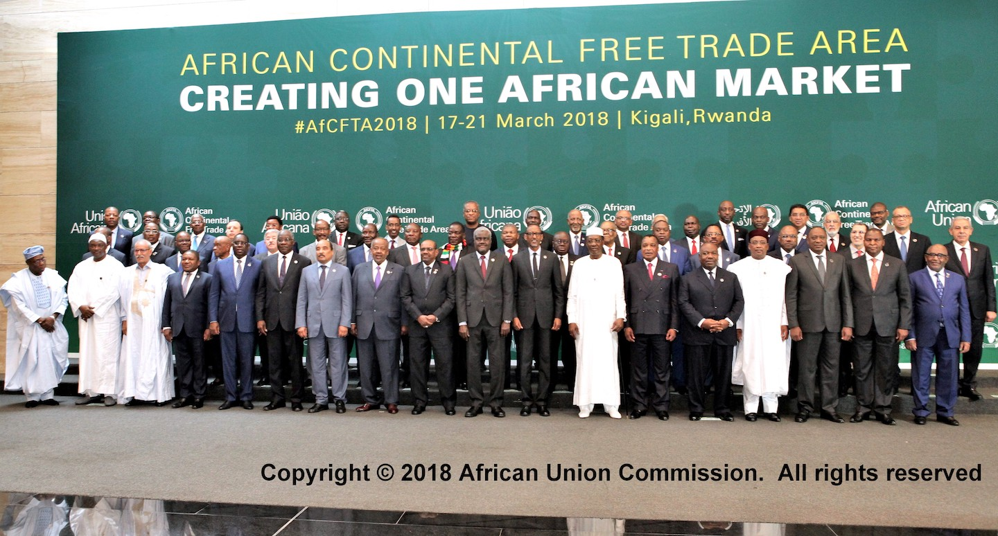 African Energy Week urges continent to leverage opportunities in AfCFTA