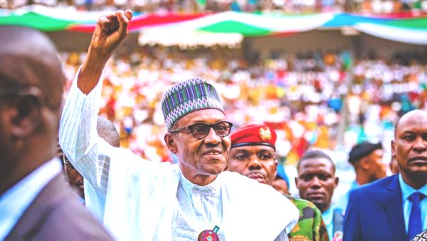 Buhari wins another four years as BVN accounts hit 36.8
