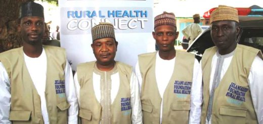 Jelani Aliyu Foundation Health Connect initiative