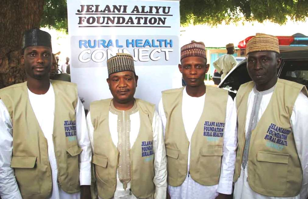 Jelani Aliyu Foundation unveils 'Rural Health Connect' initiative