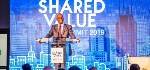 Bob Collymore of Safaricom at 2019 Africa Shared Value Summit