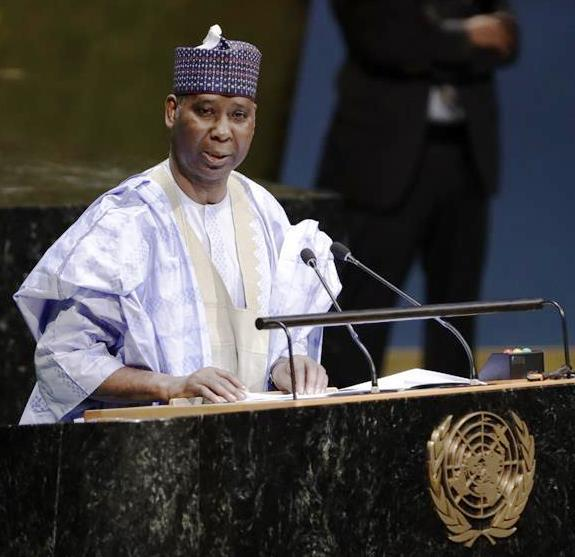 Newly-elected Nigerian UN General Assembly President to focus on 'peace and prosperity' for most vulnerable