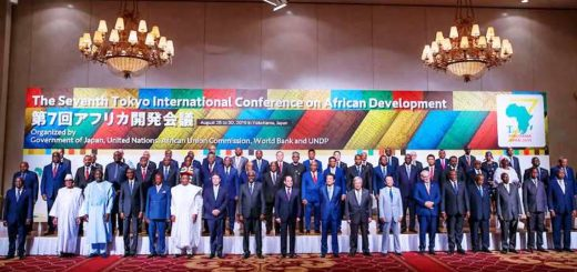 AfDB discusses relief for fragile states at TICAD7