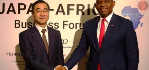 Tony Elumelu to Japan on Empowering African Entrepreneurs