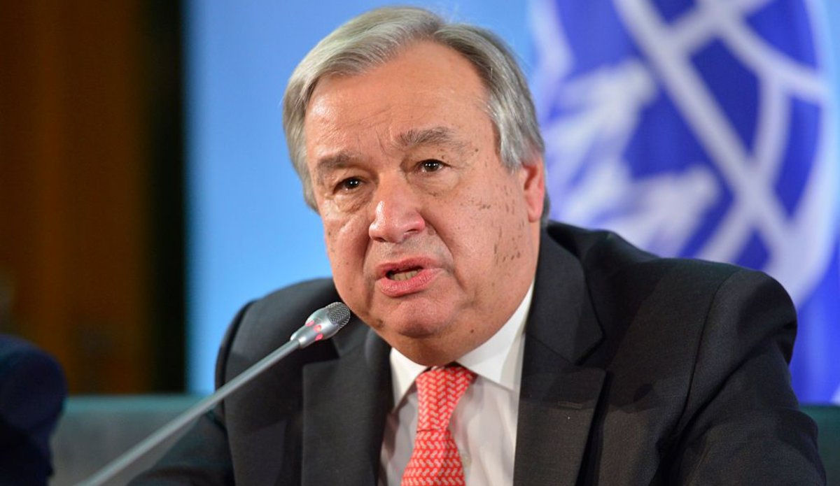 UN Chief, Guterres launches new plan to counter hate & violence, reaffirms the sanctity of religious sites