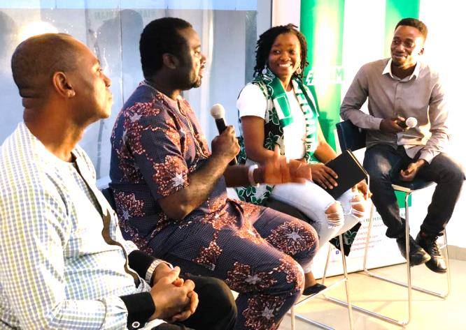 Abuja SMSGAfrica fireside discusses nation building, using social media to foster patriotism